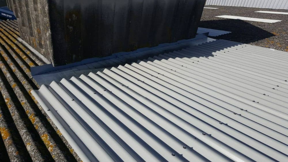 Adur Amp Worthing Council Contract For Warehouse Roof In