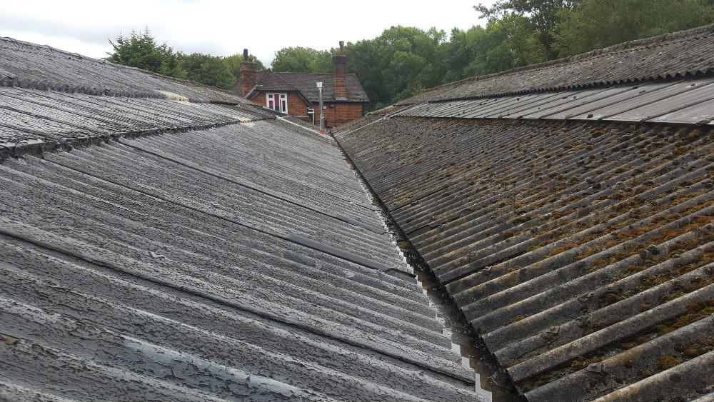 Over-Roofing-to-a-Workshop-Roof-in-Hersham-Surrey-3