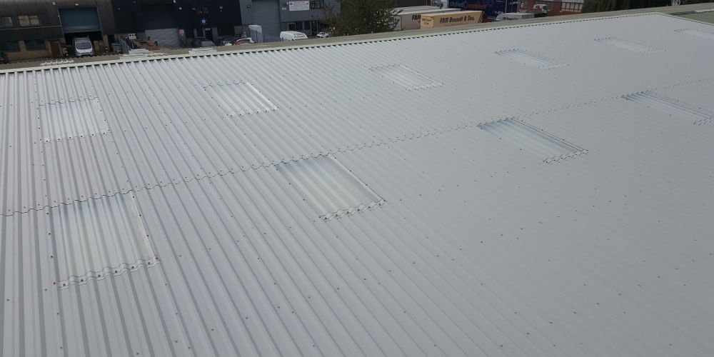 QSL Factory Roofing Essex