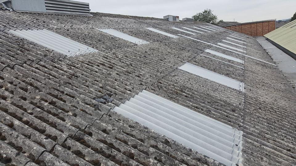 Roof-Repair-Work-at-a-Factory-in-Benfleet-Essex-1