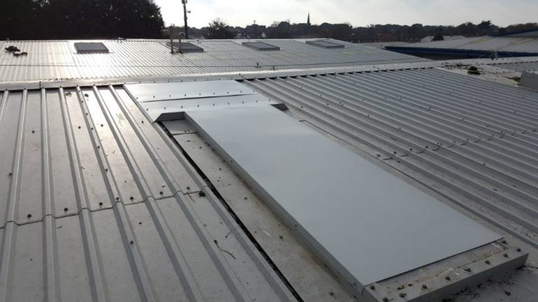 Roof-Repairs-to-a-Profiled-Steel-Roof-in-Goring-by-Sea-West-Sussex-1