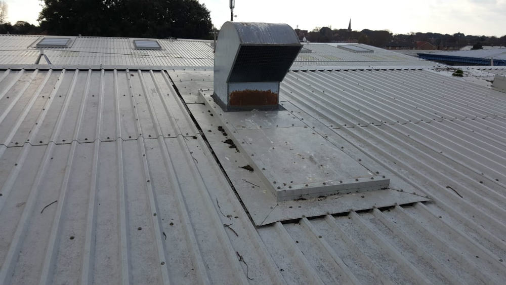Roof-Repairs-to-a-Profiled-Steel-Roof-in-Goring-by-Sea-West-Sussex-3