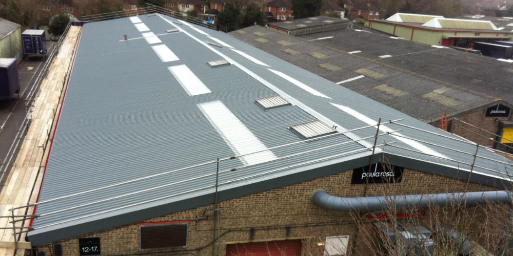 Paula Rosa Kitchens West Sussex Scs Roofing Commercial