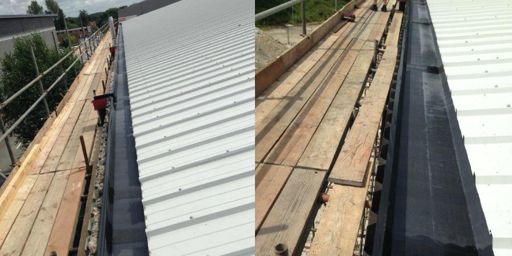 SCS Roofing - Kent - Fersem - Guttering