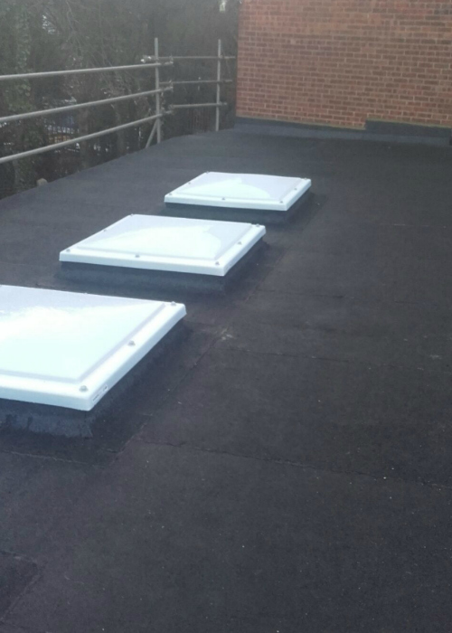SCS Roofing Roof Lights Pyser