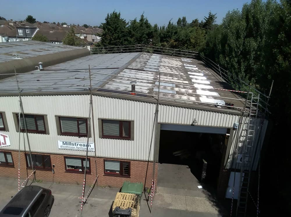 Warehouse-Replaced-old-Rooflights-with-new-Translucent-Roof-Sheets-Morden-Surrey-1