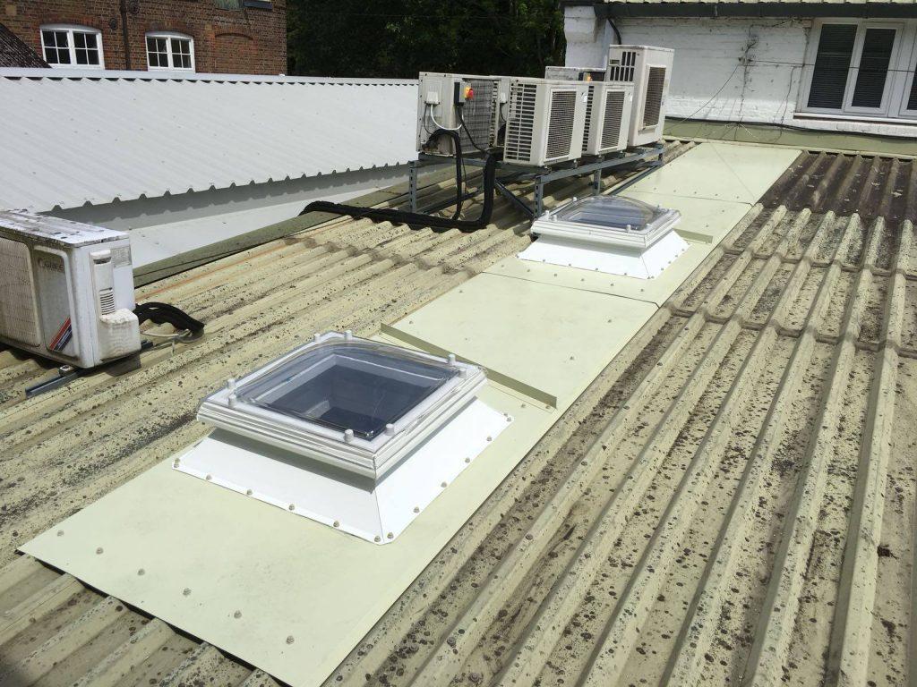 Scs Roofing Commercial Roofing Contractors Maidstone