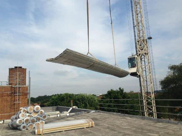 Scs Roofing Commercial Roofing Contractors Harlow