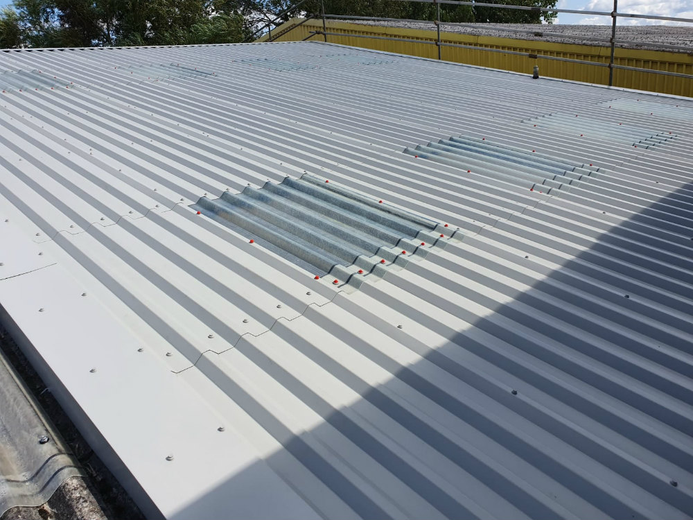 Over-Roofing and Gutter Repairs in Grays Essex