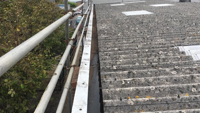 Worthing West Sussex Warehouse Roof Repairs