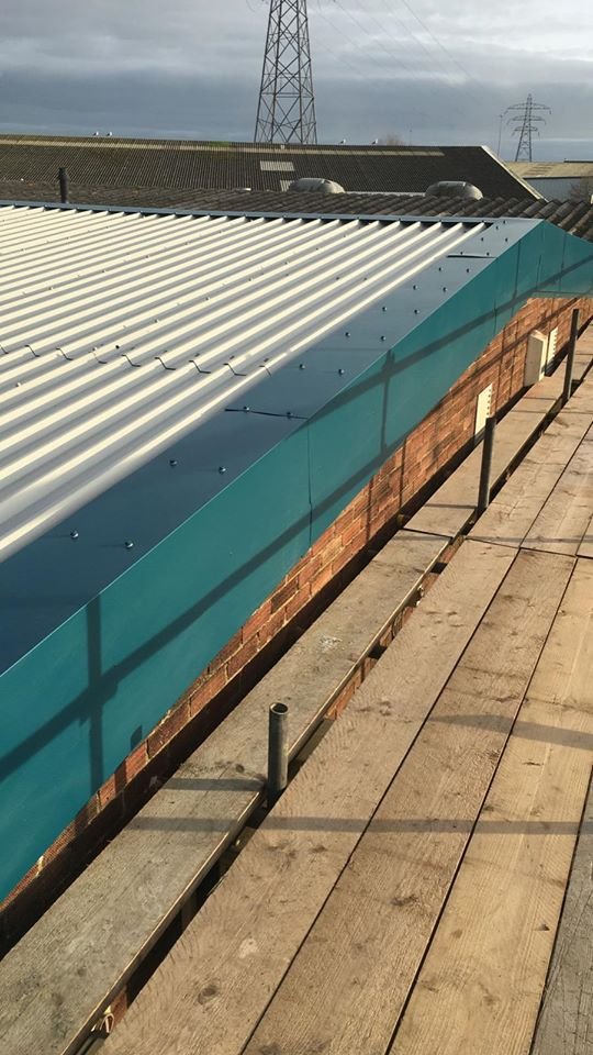 Office Roof Over Roofing in Newhaven, East Sussex