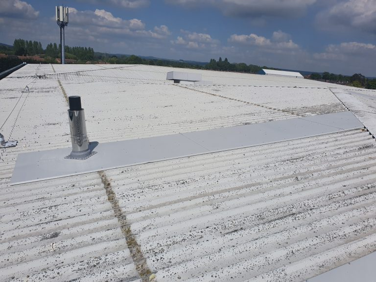 Commercial And Industrial Roof Repairs Scs Roofing