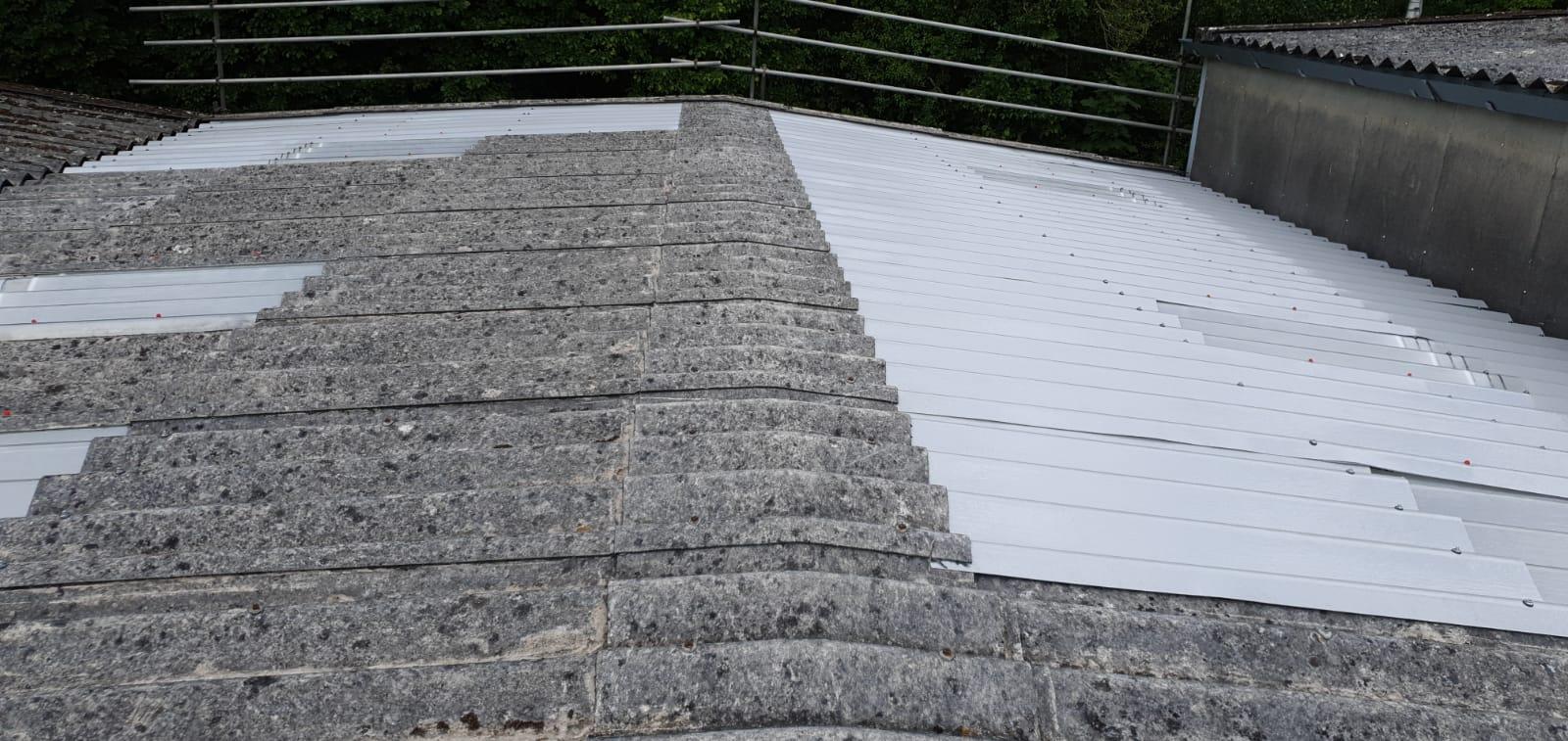 Repair to Gym roof in Pulborough, West Sussex