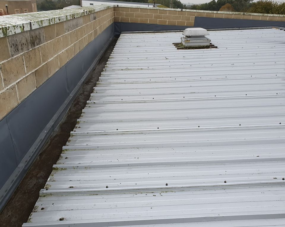 Westergate School Roof Repair, Chichester, West Sussex