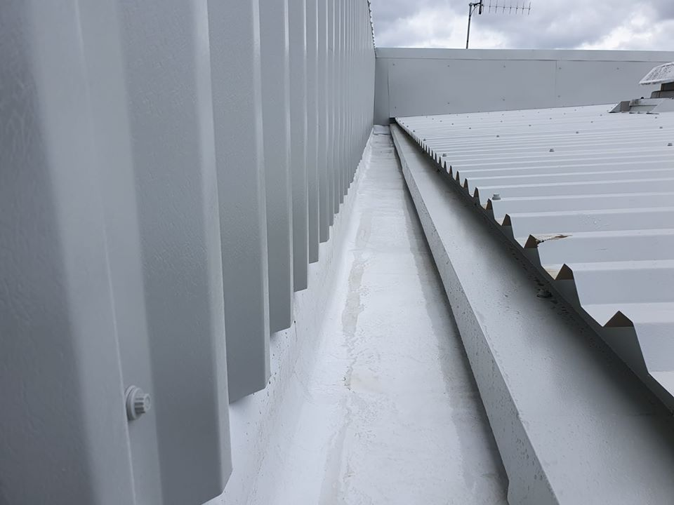 over-roofing project for a school at Westergate, Chichester, West Sussex