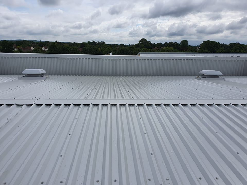 school at Westergate, Chichester, West Sussex Roof Repair