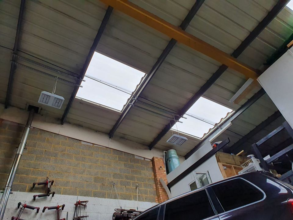 MOT and car service centre Roof Light Repair in Bookham, Leatherhead, Surrey