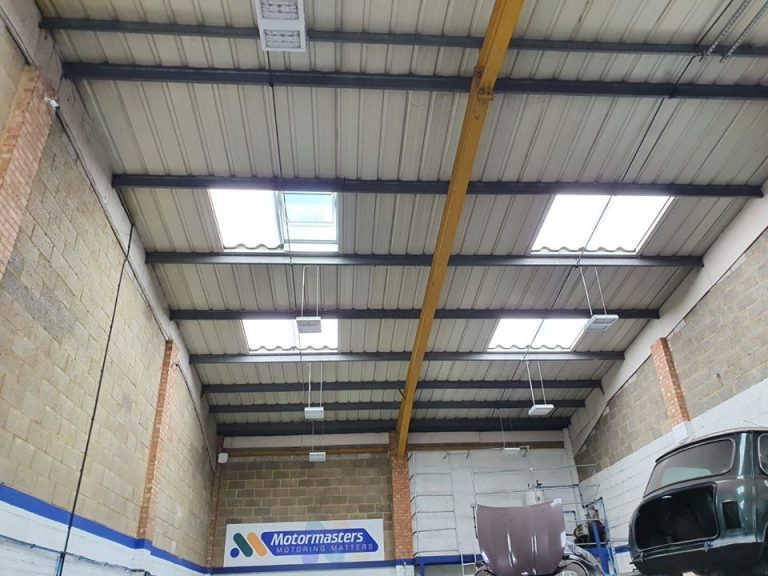 MOT and car service centre Roof Repair in Bookham, Leatherhead, Surrey