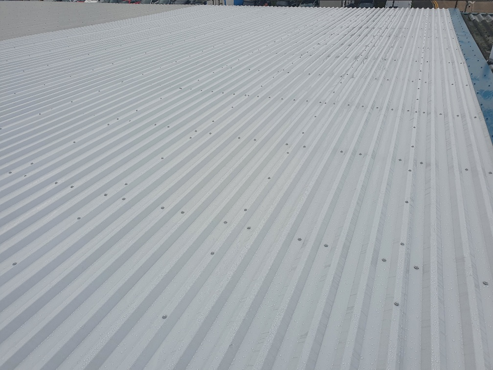 Office in Worthing West Sussex Over Roofing