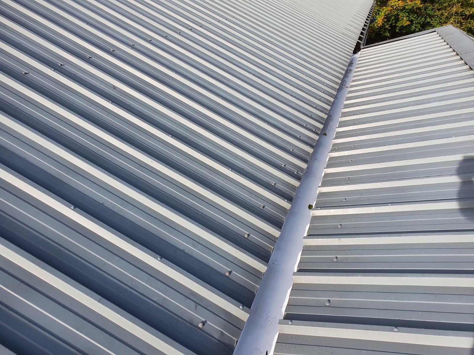 Office roof repair work in Bearstead Maidstone Kent