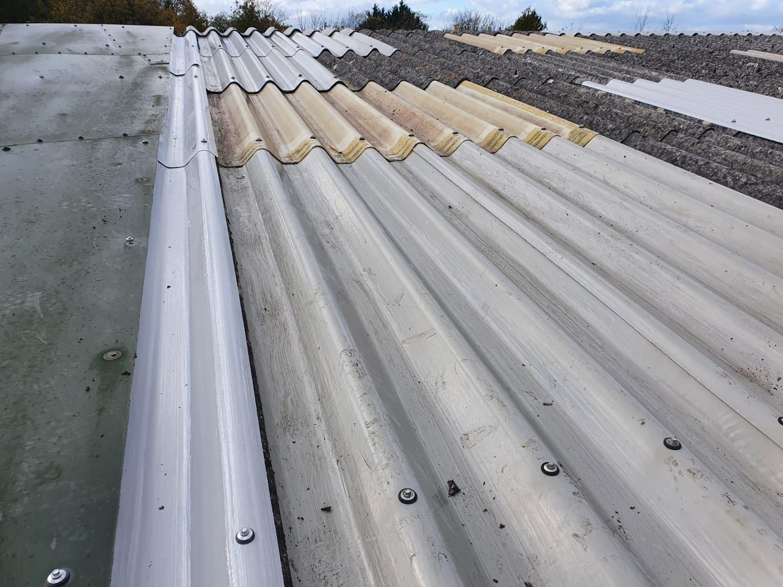 Warehouse factory roof repair Repair Burgess Hill West Sussex