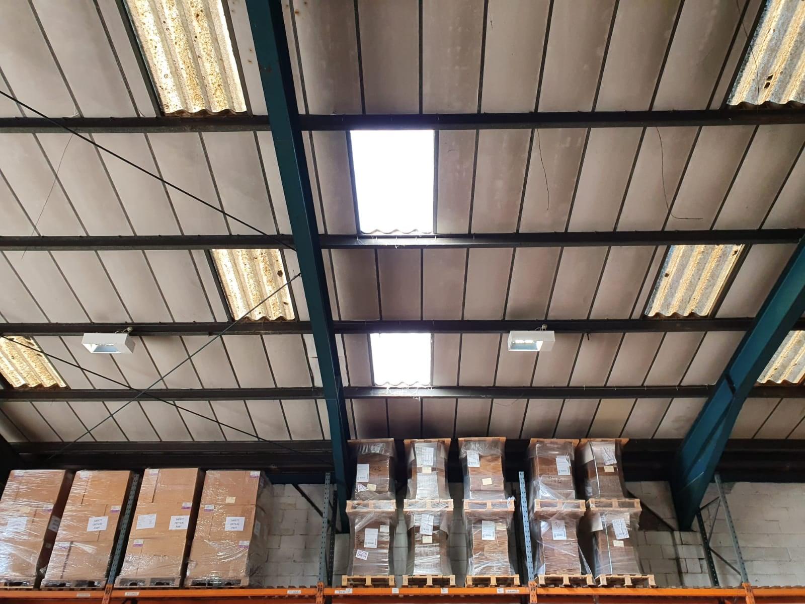 Warehouse Roof Repairs in Larkfield Aylesford Kent
