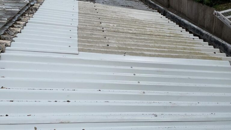 repairs to a Warehouse roof in Reigate