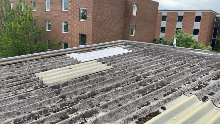 Factory roof repairs in Crawley West Sussex