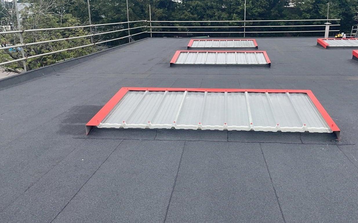 Garage roof repairs in Burgess Hill West Sussex